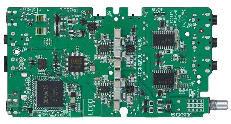 选用高品质的运算放大器opa2604,其出色的性能有效降低失真和噪音.
